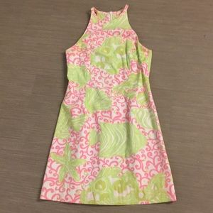 Lilly Pulitzer fish shift dress 4